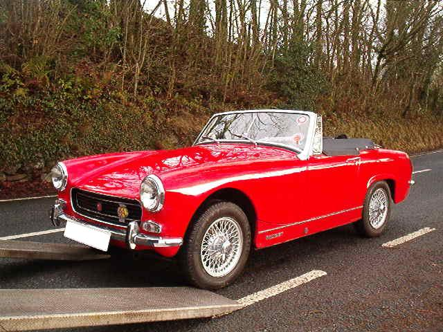 Ethanol blended fuel : MG Midget Forum : MG Experience Forums ...