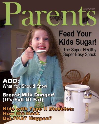 All my baby holiday tips come from this magazine!